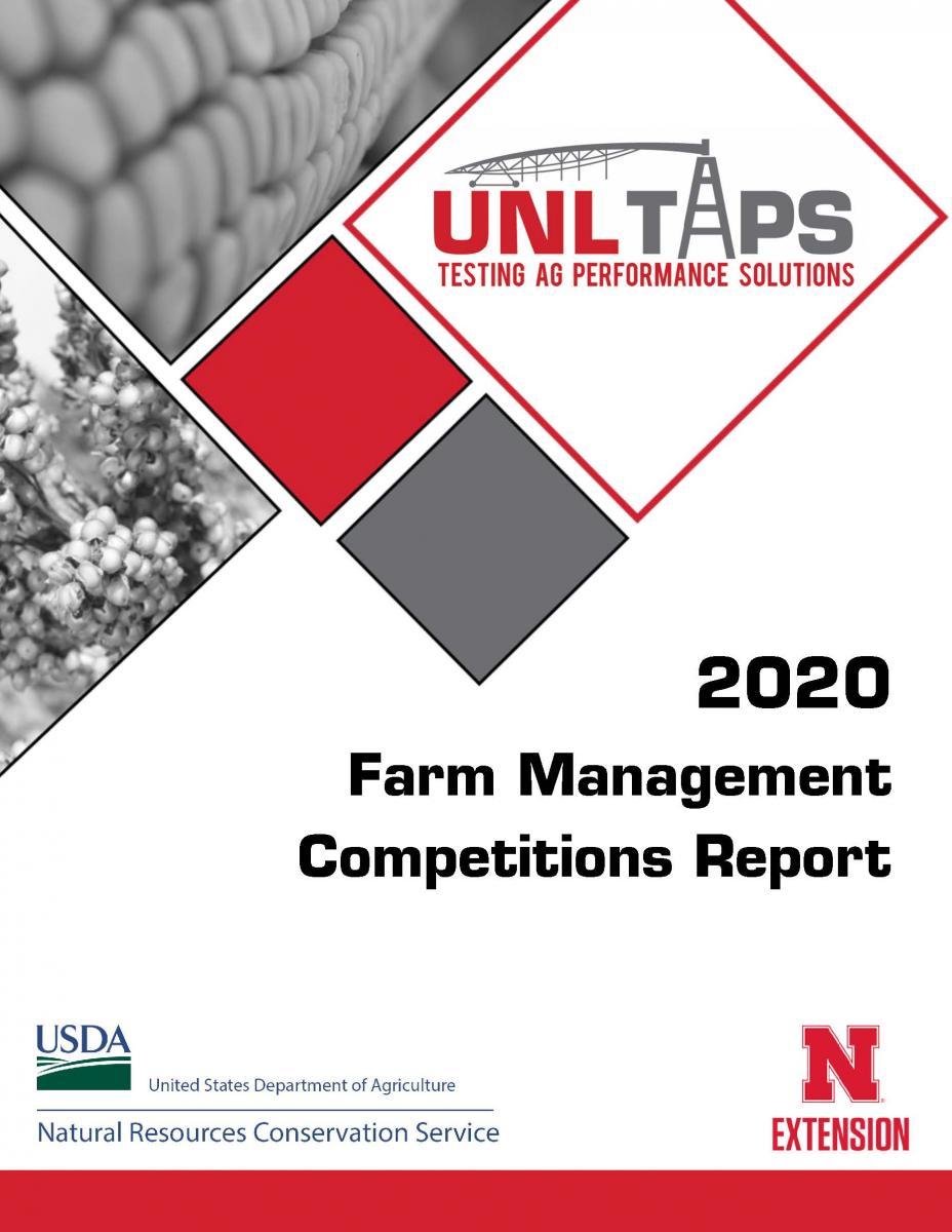 2020 Farm Management Competitions Report