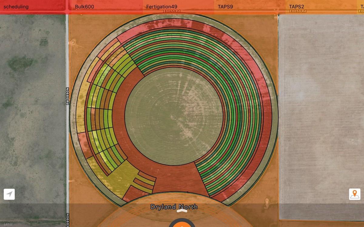 Corn Farms Grid. Links to homepage